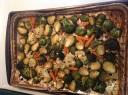Saturday Afternoon VeggieRoast